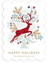 Jumping Reindeer