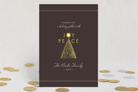 Tree of Joy Holiday Cards