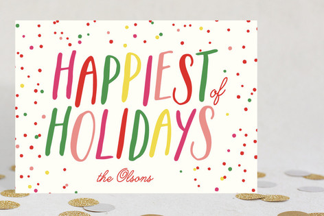 Happiest Holiday Cards