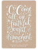 Oh Come All Ye Faithful
