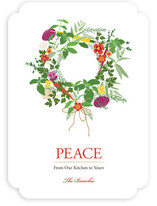 Herbs and Vegetable Wreath