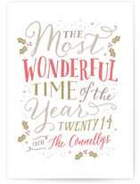 Wonderful Time of Year by Hooray Creative