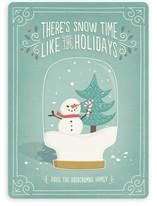 Snow Time Like The Holidays