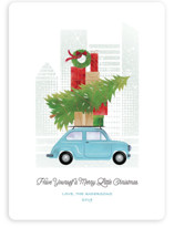 Little Christmas Big City Holiday Cards