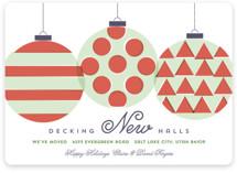 Decking New Halls