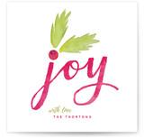 Holly Berry Joy by Hooray Creative