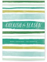 Cherish The Season