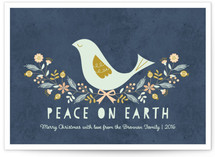Nordic Peace Dove by Gakemi Art+Design