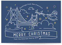 Greetings From San Fran... by Four Wet Feet Studio