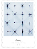 winter shibori