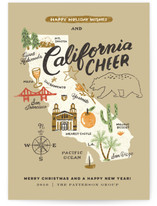 California Cheer by Griffinbell Paper Co.