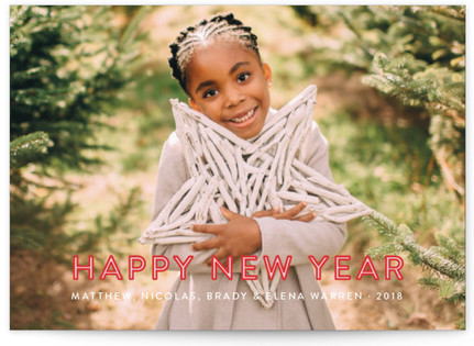South Congress New Year's Photo Cards