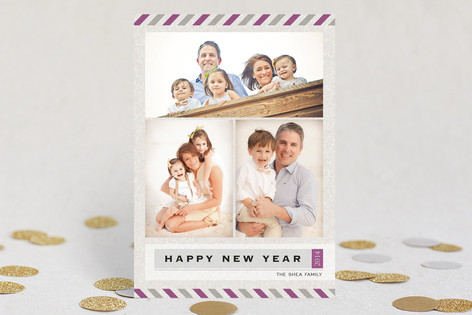 Welcome New Year Photo Cards
