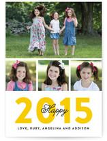 Cheerful New Year by Genna Cowsert