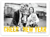 Stamped New Year