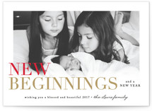 Beautiful New Beginning