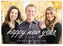 Underline the New Year