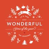 Reindeer Dreams Ii Holiday Ornament Cards