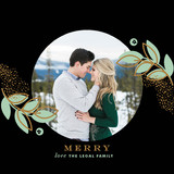 Overawe Holiday Ornament Cards