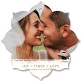 Joy, Peace, Love by JeAnna Casper