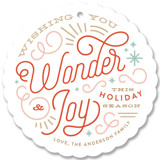 Wonder and Joy Blue by Genna Cowsert