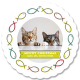 Meowy Christmas by Noah and Olivia