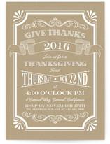 Craft Thanksgiving