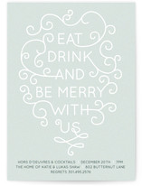 Be Merry with Us! by Heather W.