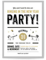 Let's Ring in the New Y... by Amanda Larsen Design