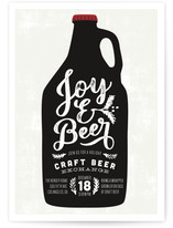 Joy And Beer by Leah Bisch