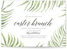 Easter Palm Branches by Casey Brock