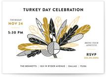 Classy Turkey by Dana Beckwith