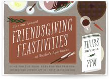 Friendsgiving Feastivities