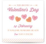 Conversation Heart Valentine