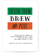 Irish Stew by Susan Brown