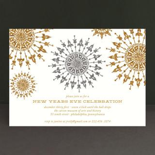 Revelry Holiday Party Invitations