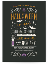 Halloween Soiree by Bonjour Paper