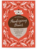 Thanksgiving Acorn by Olivia Raufman