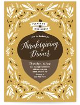 Thanksgiving Acorn