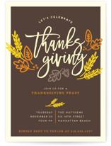 Thanksgiving Celebration