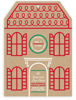 Gingerbread Home For The Holidays
