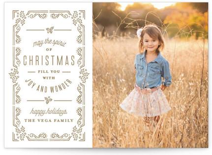 Christmas Dream Holiday Postcards