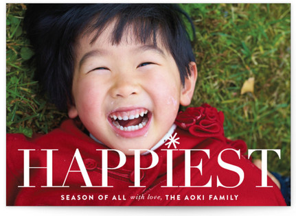 Dimples Holiday Postcards