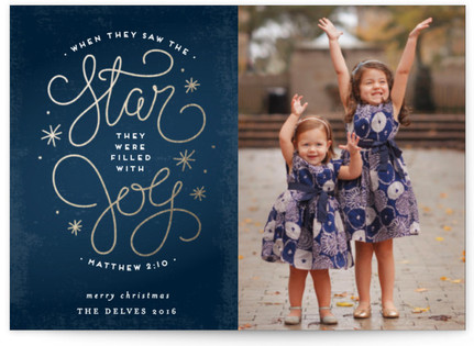 Matthew 2:10 Holiday Postcards