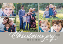 Photo Block Holiday Postcards