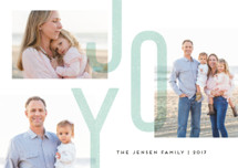 Joy Always Holiday Postcards