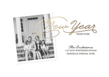 New Year, New View Holiday Postcards