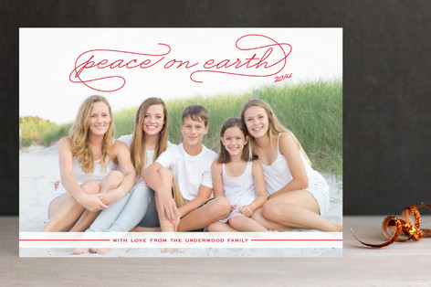 Gallery Peace Holiday Postcards