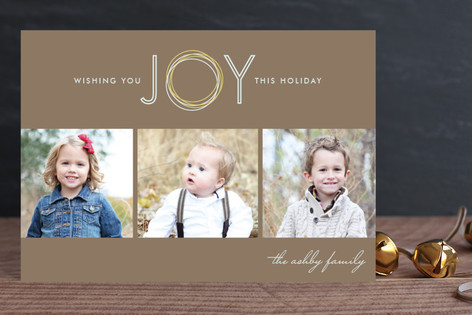 Holiday Joy Holiday Postcards