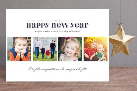 Dashing Holiday Postcards